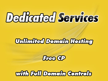 Modestly priced dedicated servers hosting plan